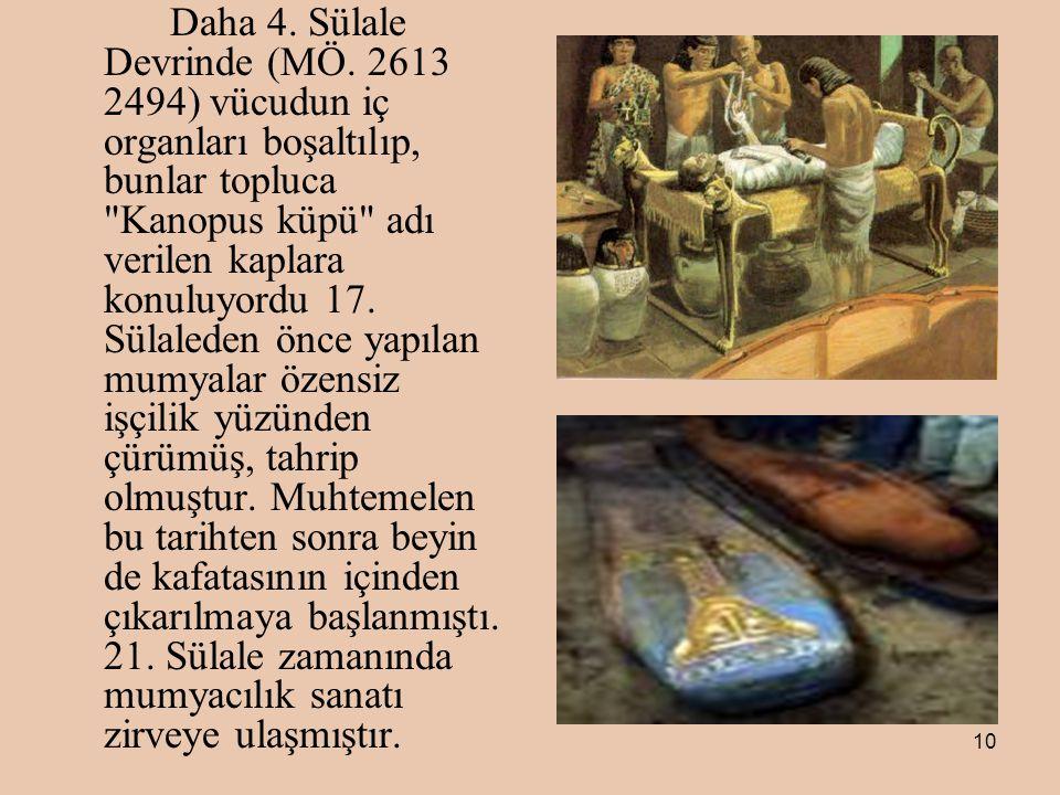 Daha 4. Sülale Devrinde (MÖ