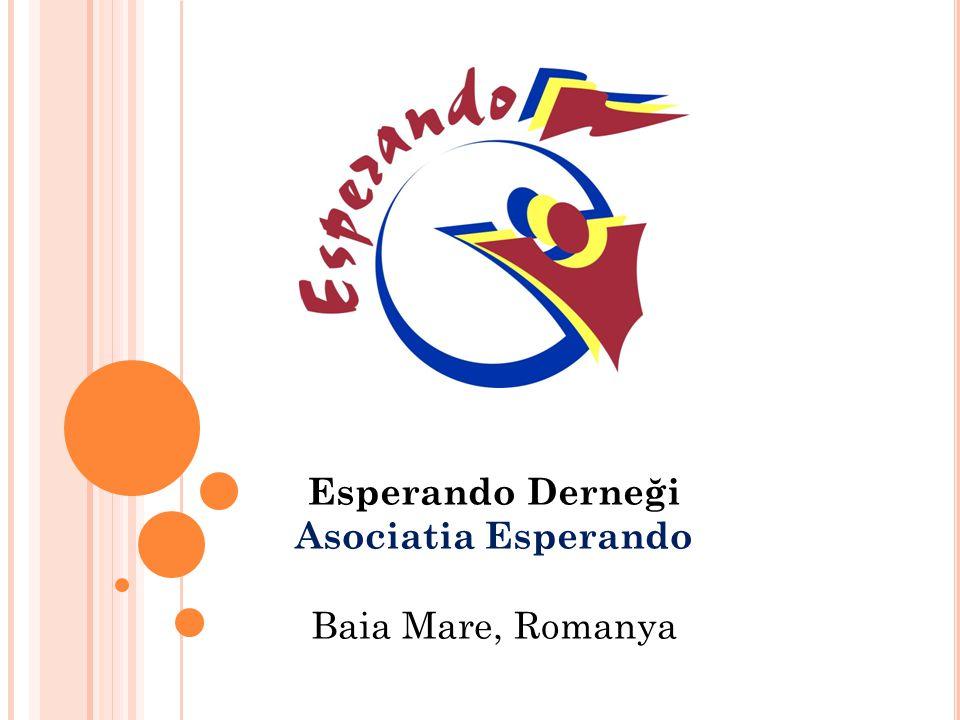 Esperando Derneği Asociatia Esperando Baia Mare, Romanya