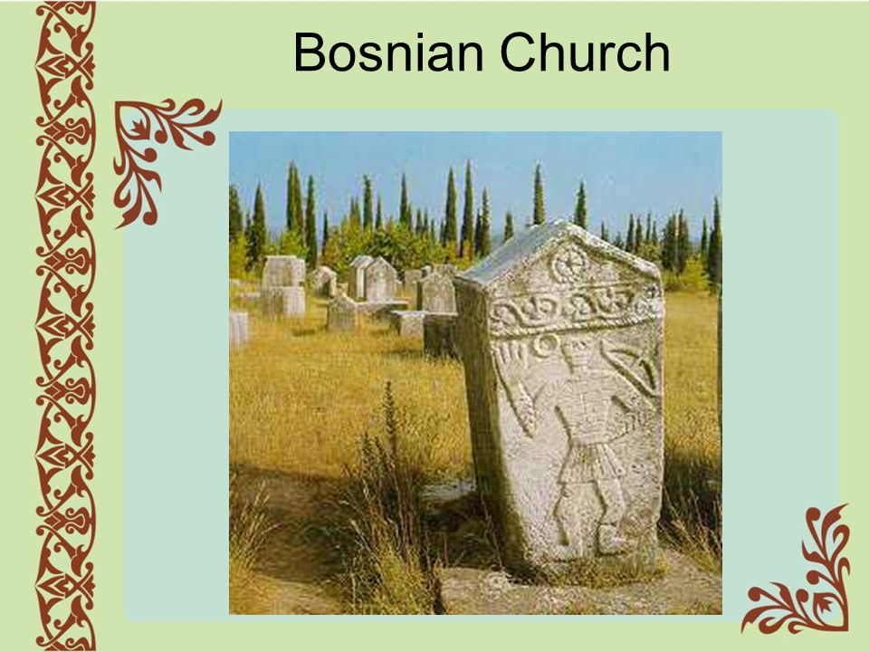 Bosnian Church