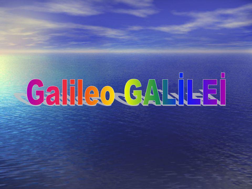 Galileo GALİLEİ