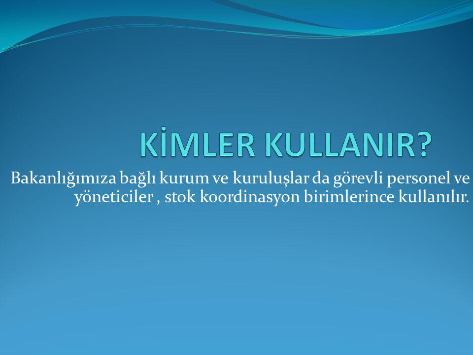 KİMLER KULLANIR.