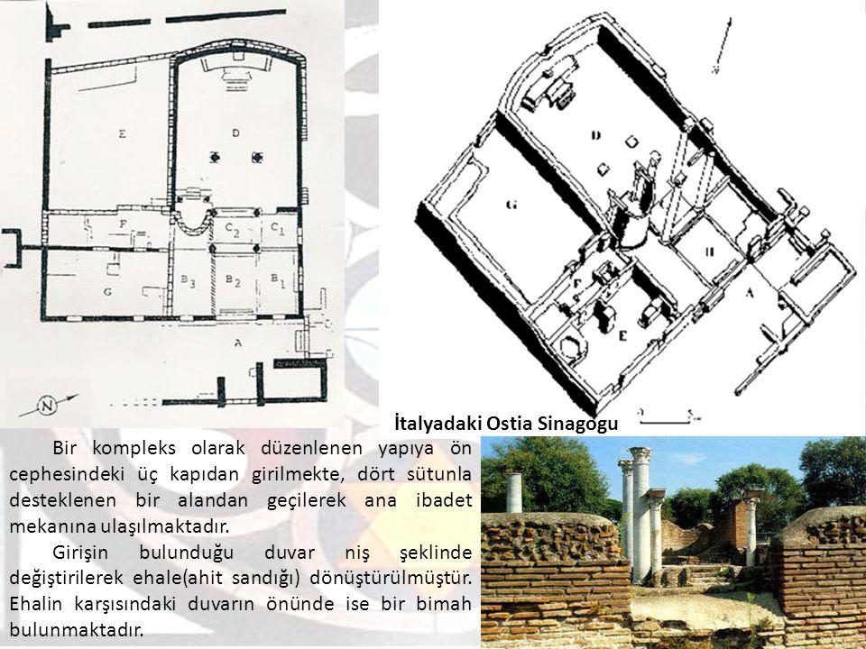 İtalyadaki Ostia Sinagogu