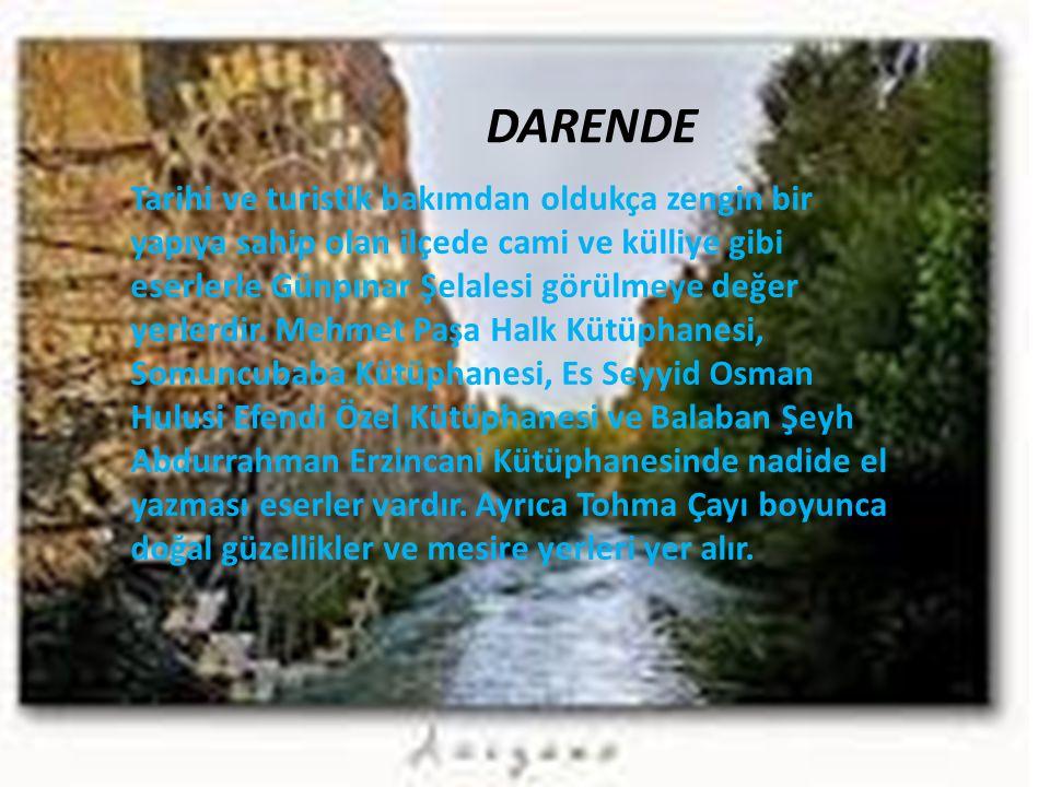 DARENDE