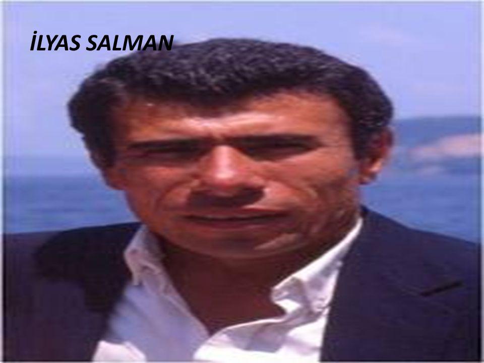 İLYAS SALMAN