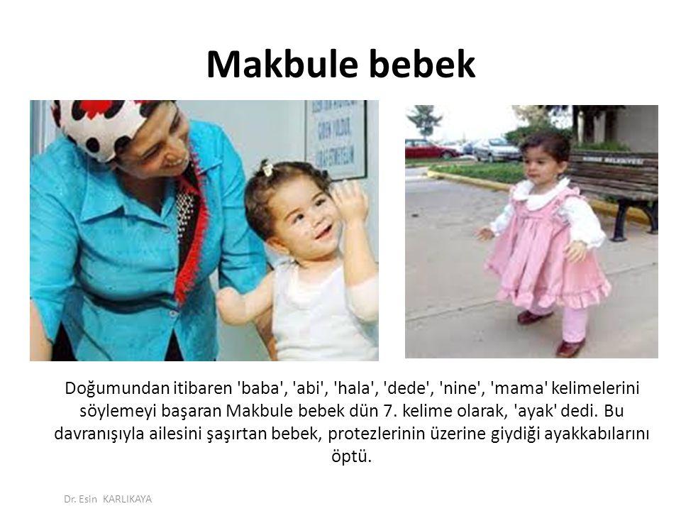 Makbule bebek