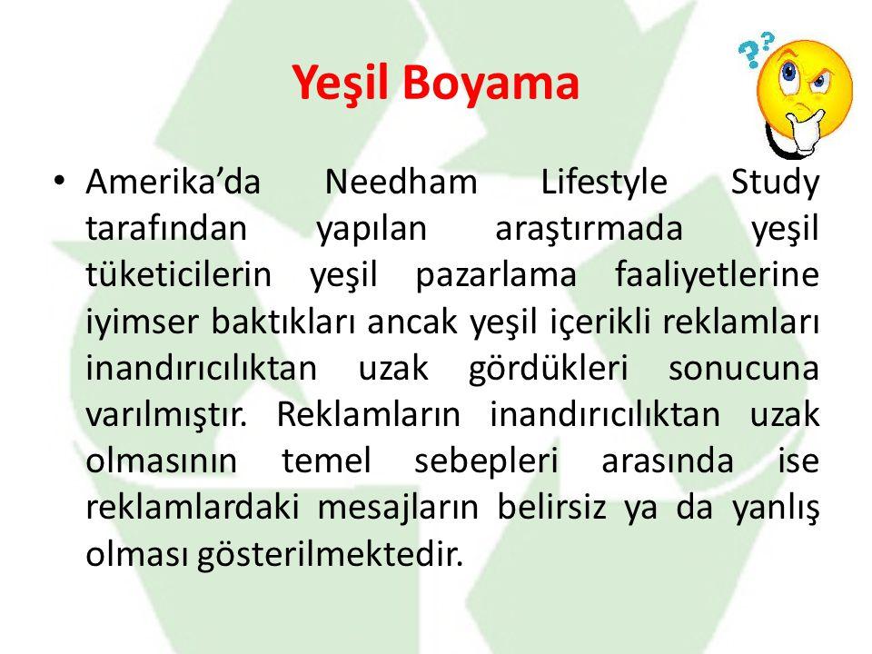 Yeşil Boyama
