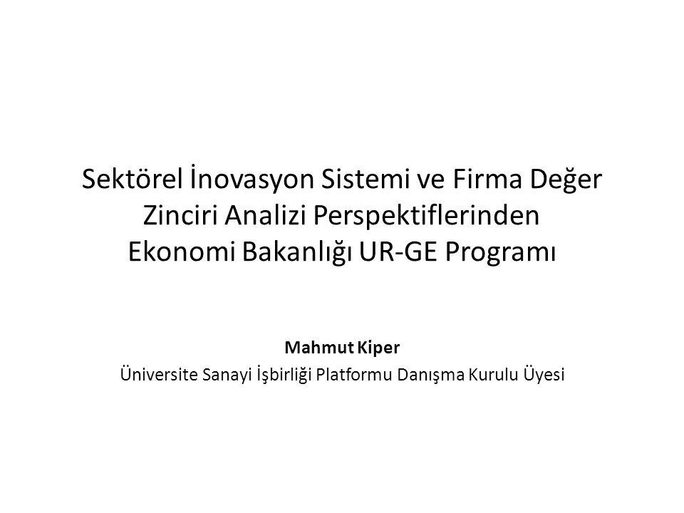 Üniversite Sanayi İşbirliği Platformu Danışma Kurulu Üyesi