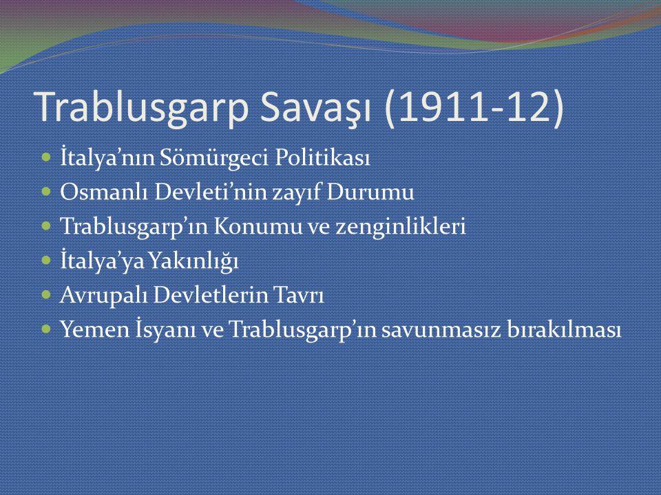 Trablusgarp Savaşı (1911-12)