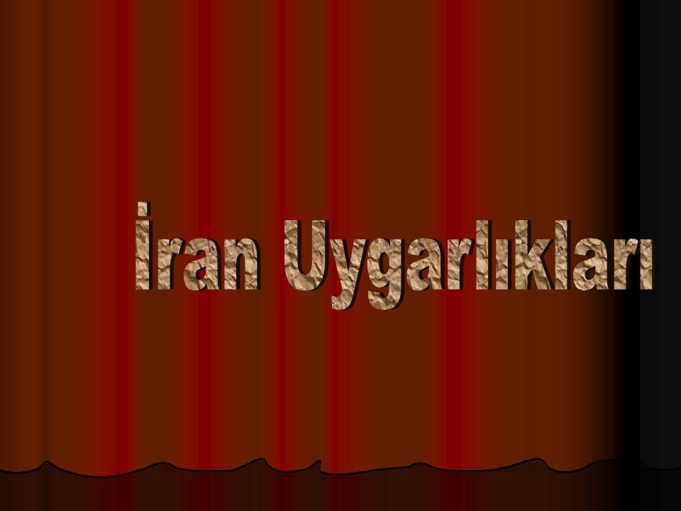 İran Uygarlıkları