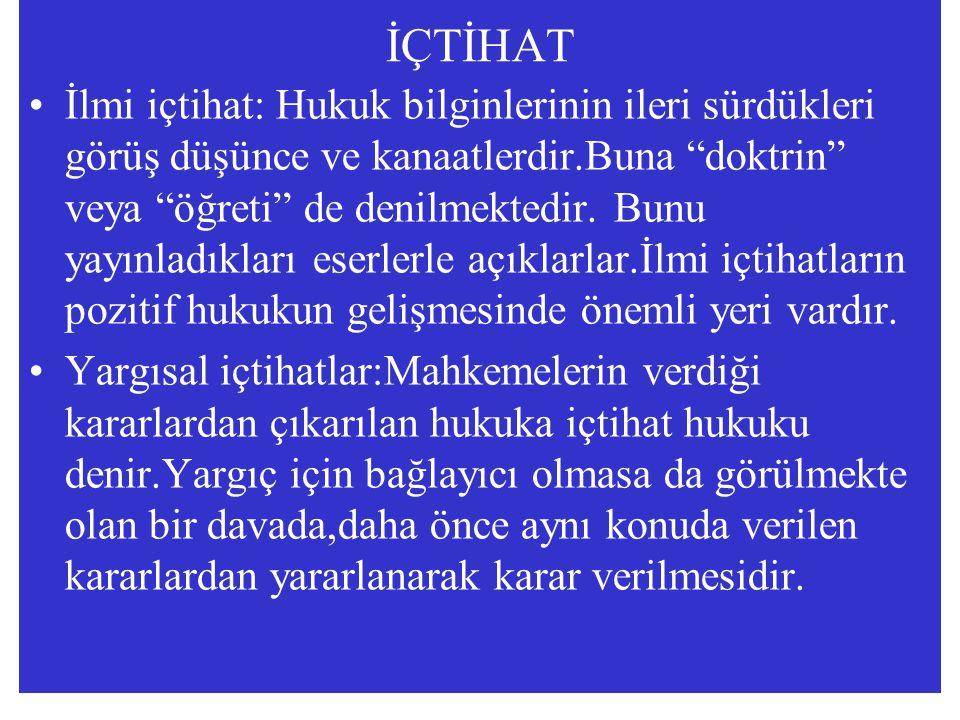 İÇTİHAT
