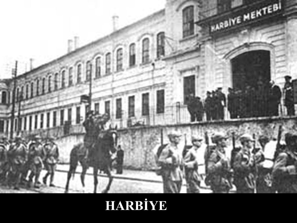 HARBİYE