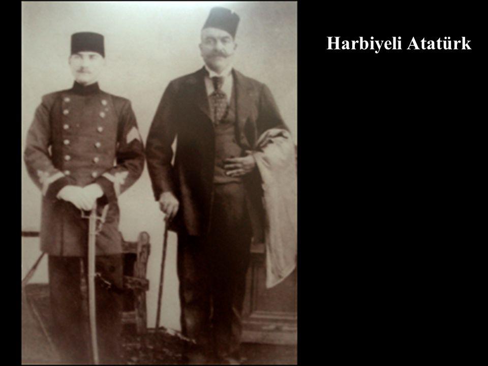 Harbiyeli Atatürk