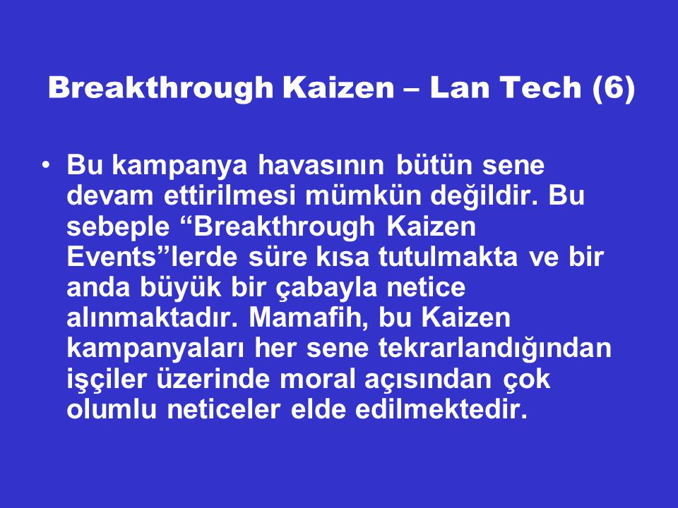 Breakthrough Kaizen – Lan Tech (6)