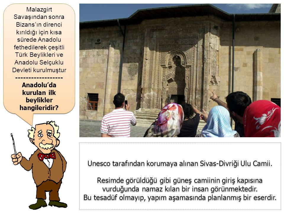 Anadolu'da kurulan ilk beylikler hangileridir