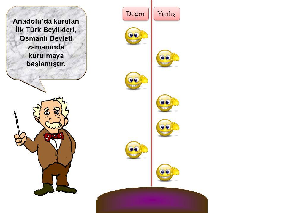 Anadolu'ya yapılan İlk Türk Akınları,