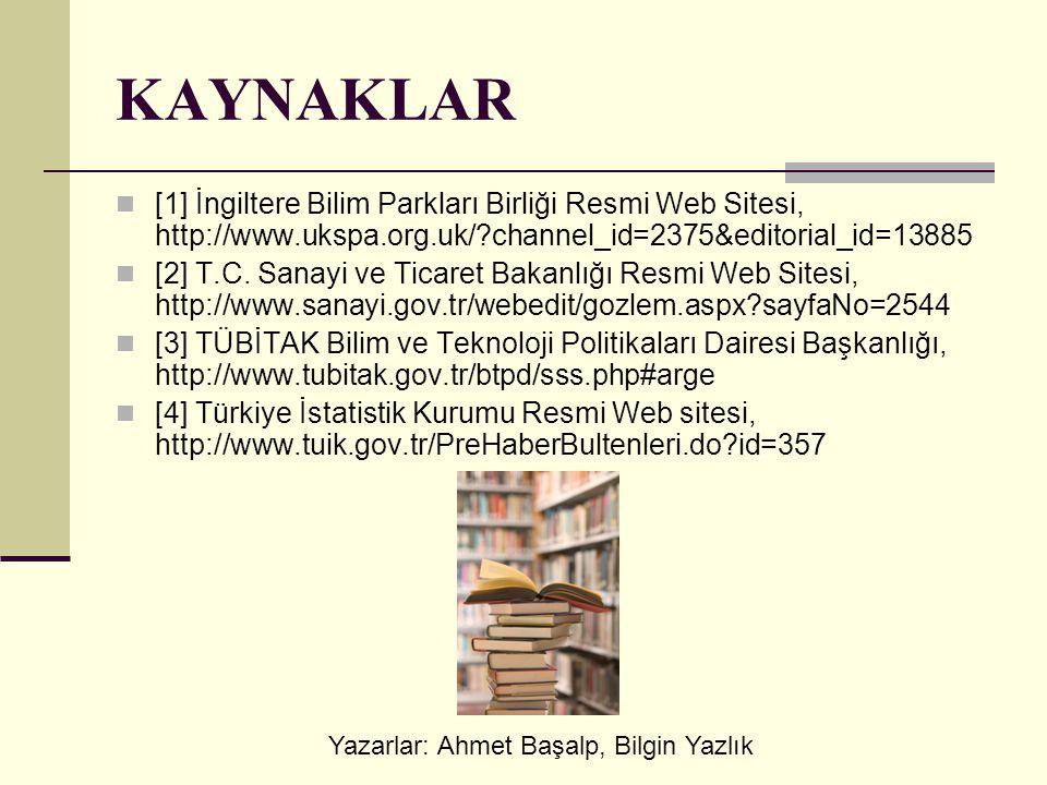 Yazarlar: Ahmet Başalp, Bilgin Yazlık
