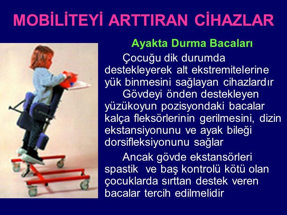 MOBİLİTEYİ ARTTIRAN CİHAZLAR