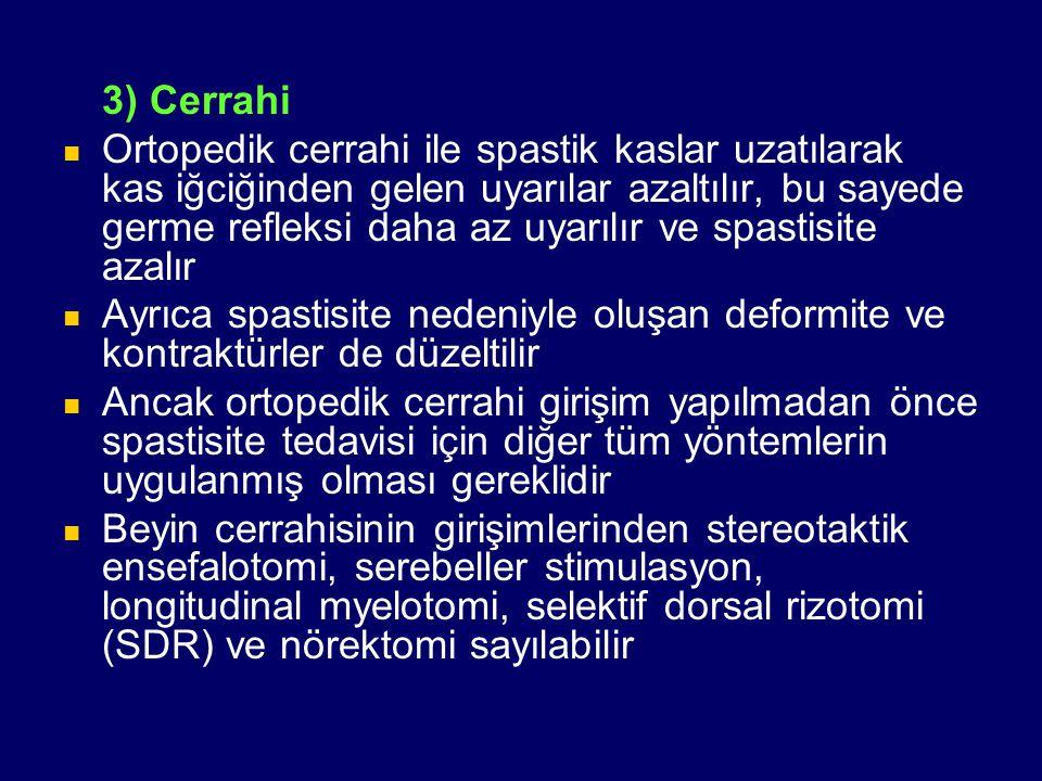 3) Cerrahi