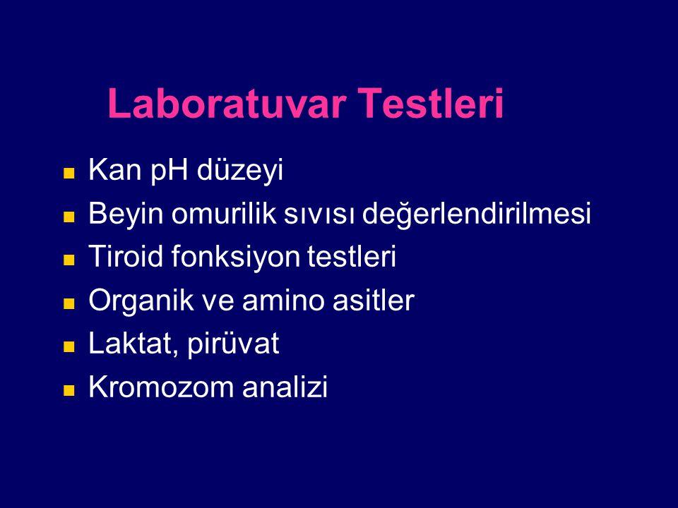 Laboratuvar Testleri Kan pH düzeyi