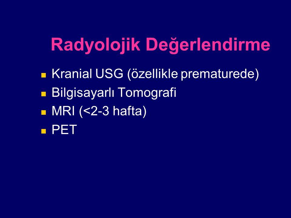Radyolojik Değerlendirme