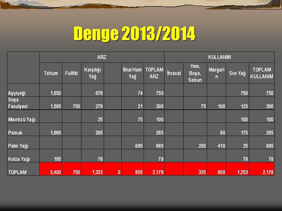 Denge 2013/2014
