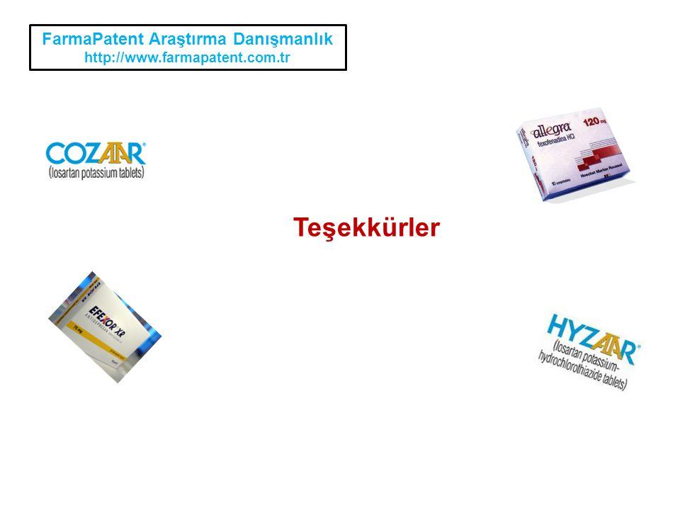 FarmaPatent Araştırma Danışmanlık
