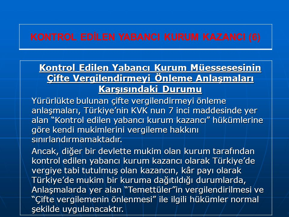 KONTROL EDİLEN YABANCI KURUM KAZANCI (6)