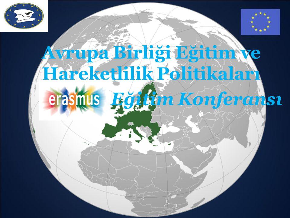 Avrupa Birliği Eğitim ve Hareketlilik Politikaları