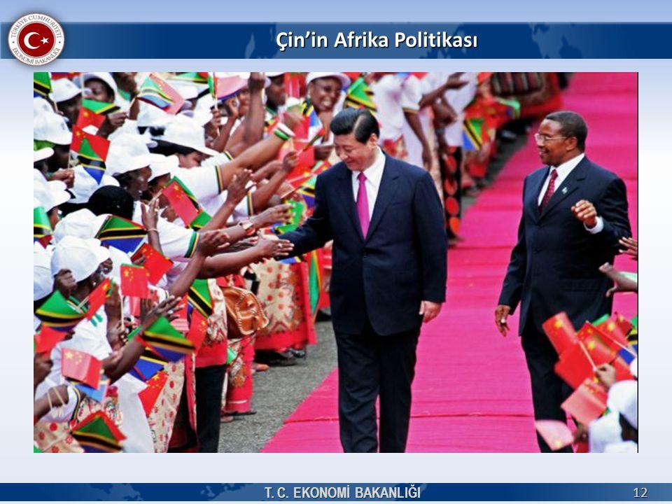 Çin'in Afrika Politikası
