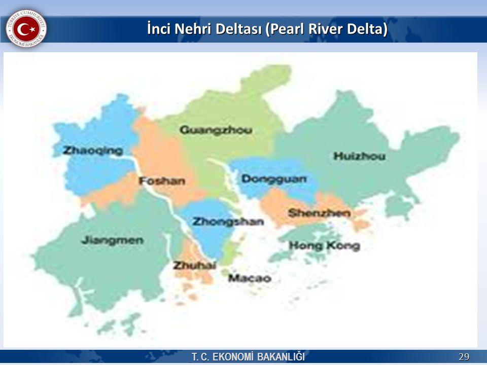 İnci Nehri Deltası (Pearl River Delta)