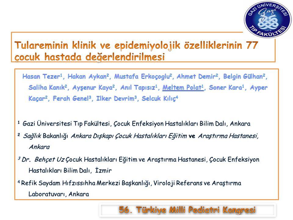 56. Türkiye Milli Pediatri Kongresi