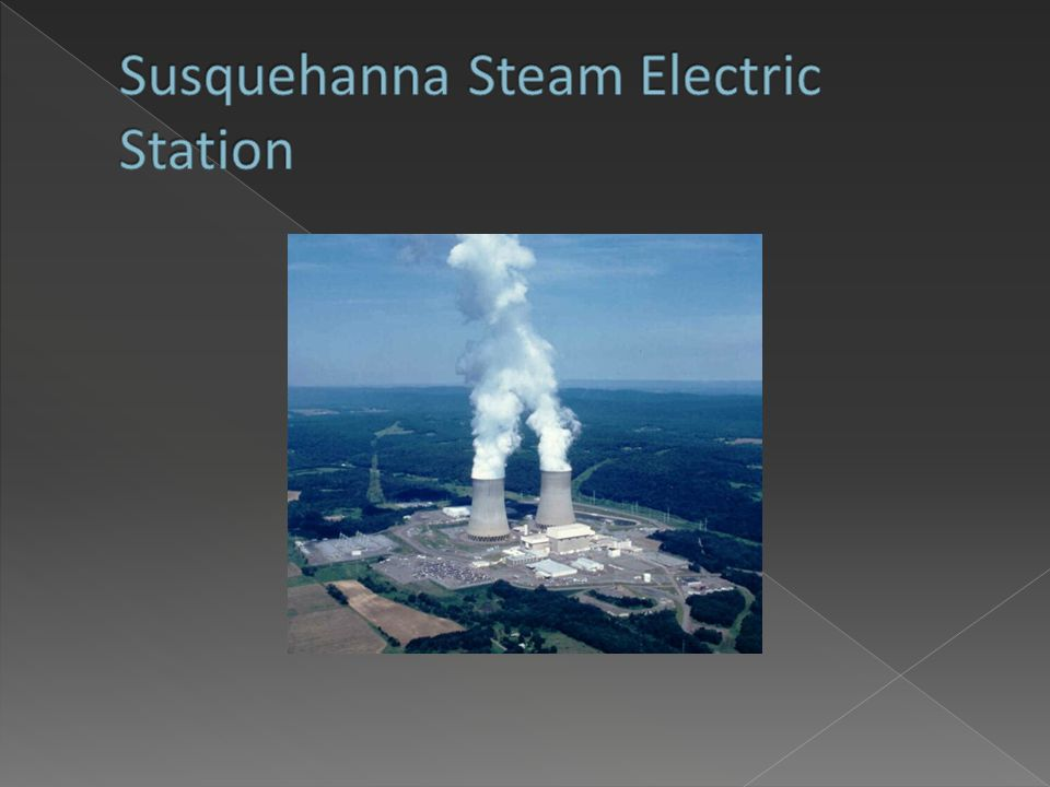 Susquehanna Steam Electric Station