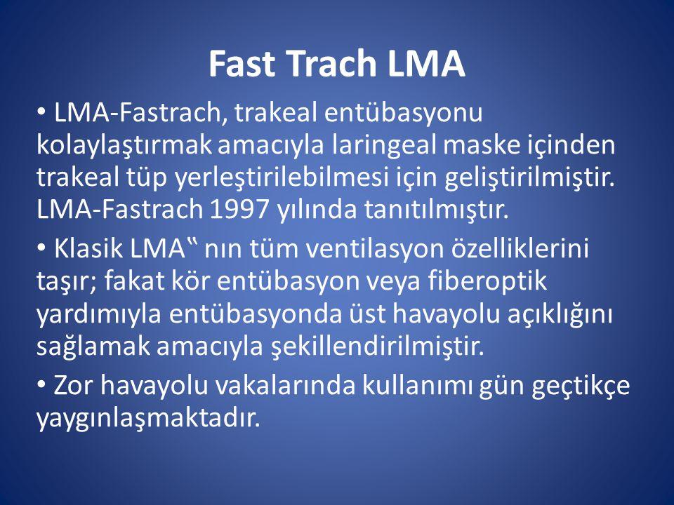 Fast Trach LMA