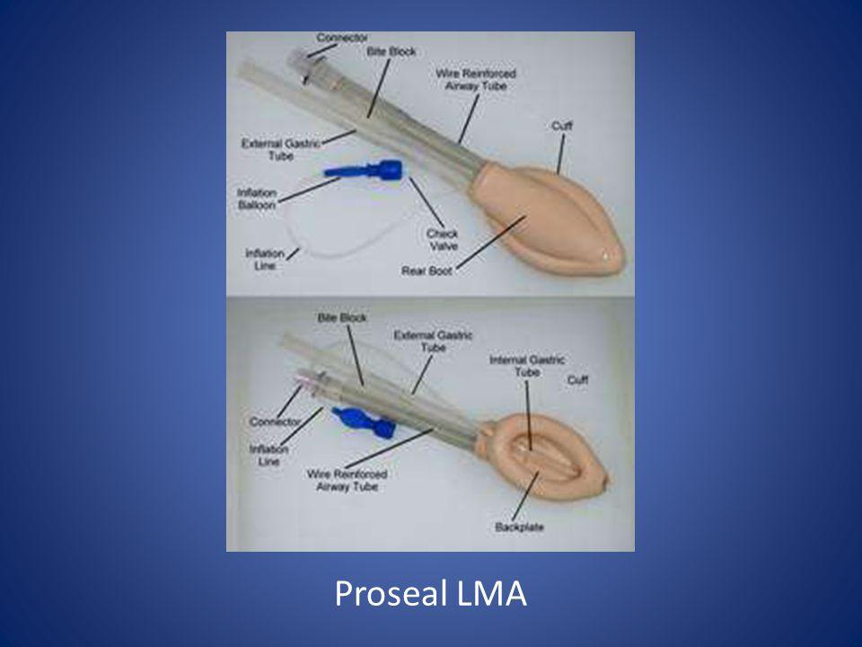Proseal LMA
