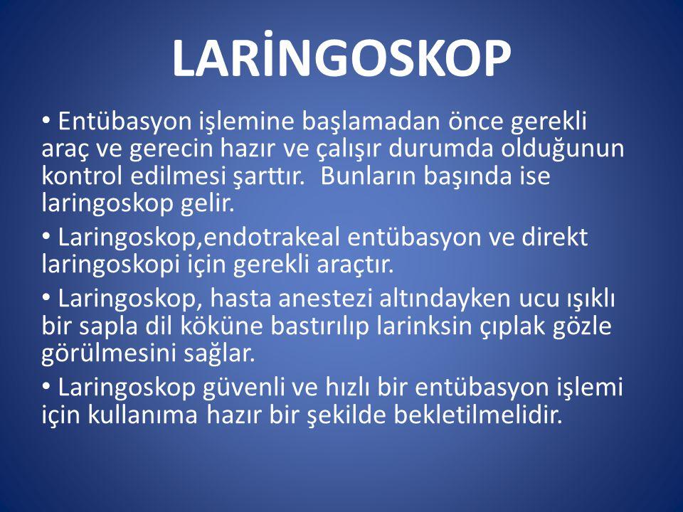 LARİNGOSKOP