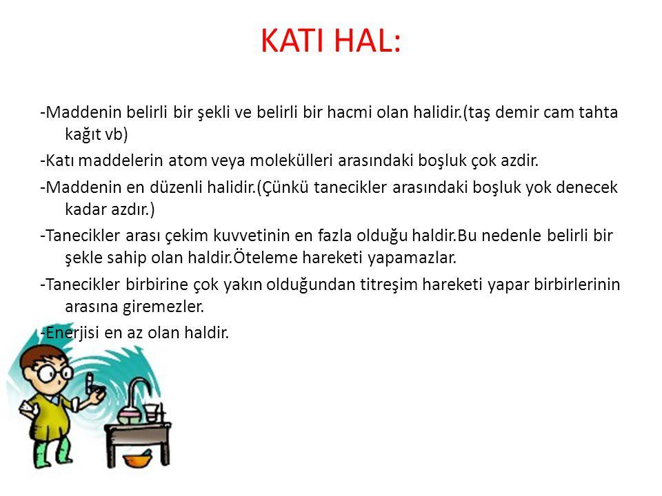 KATI HAL: