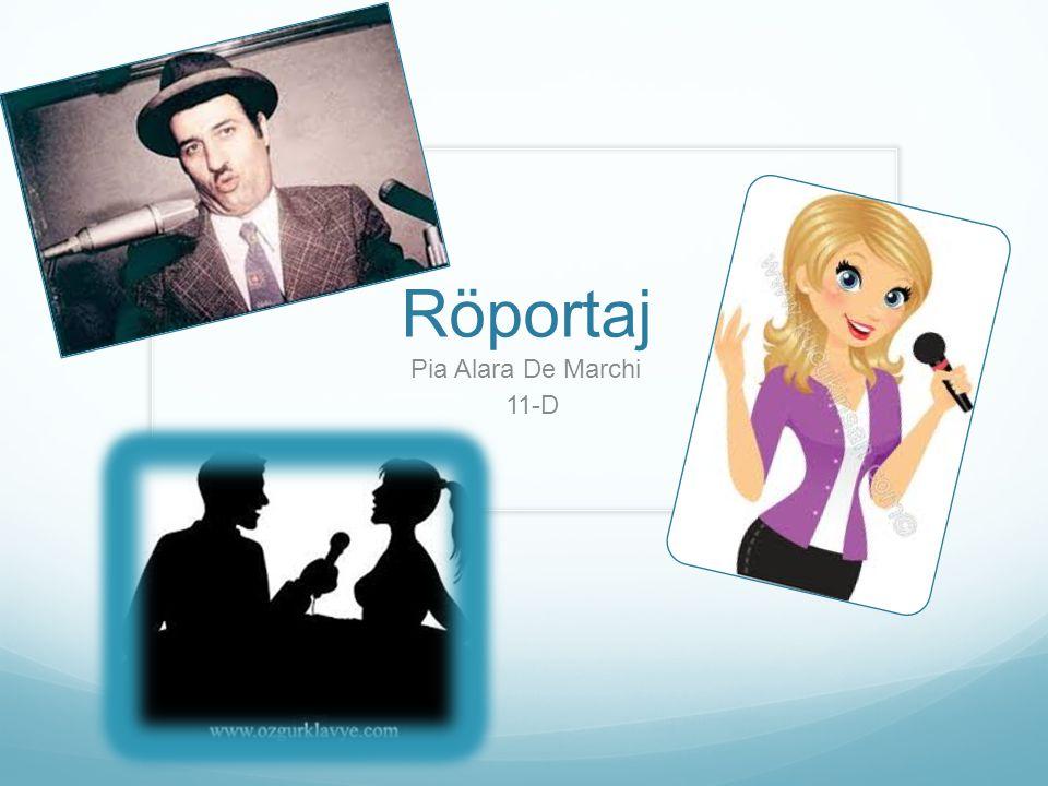 Röportaj Pia Alara De Marchi 11-D