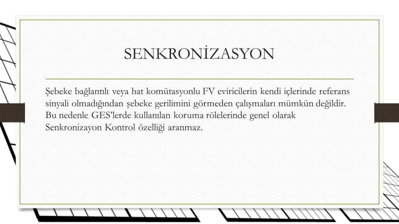 SENKRONİZASYON