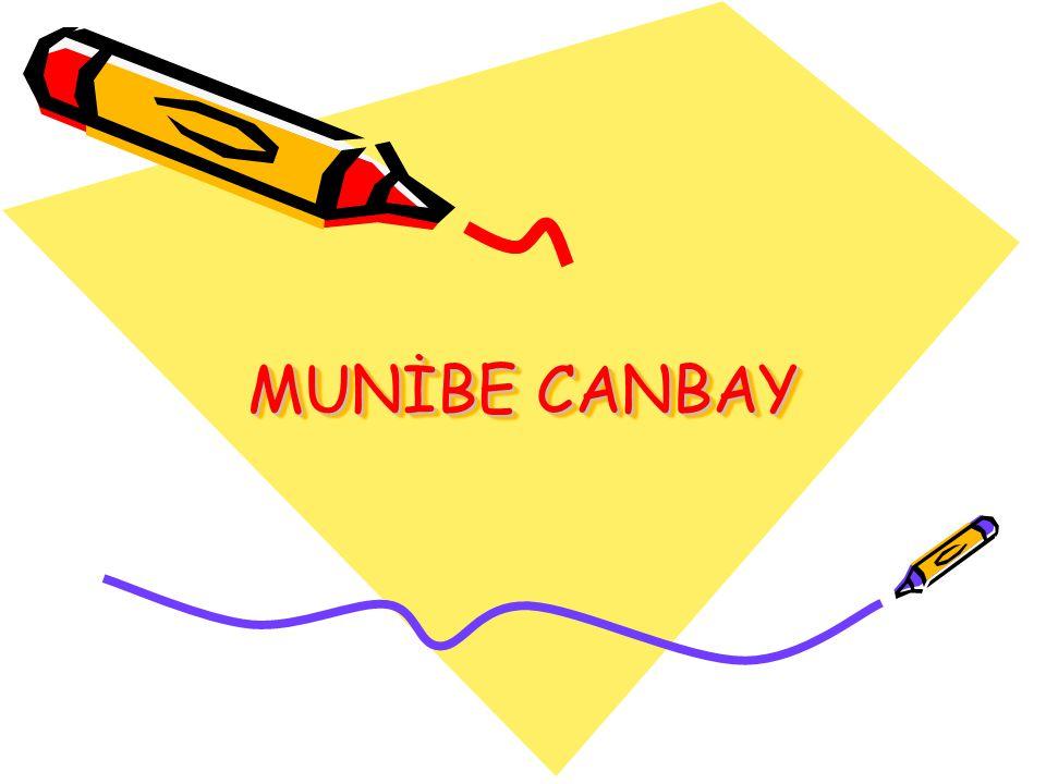 MUNİBE CANBAY