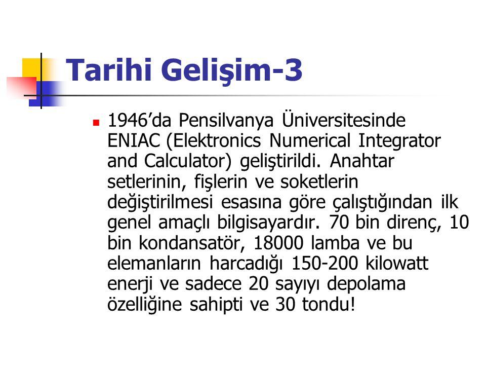 Tarihi Gelişim-3