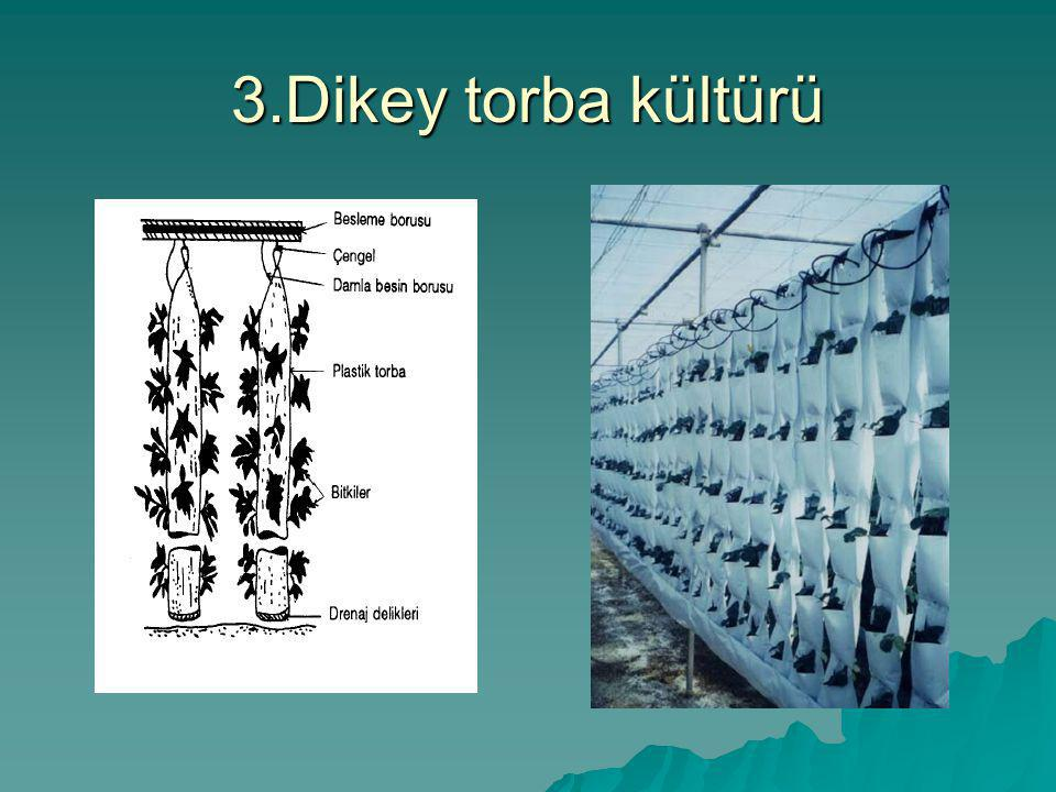 3.Dikey torba kültürü