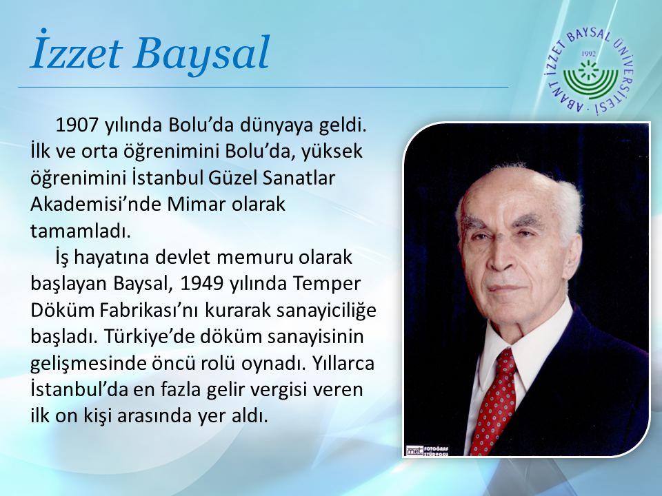 İzzet Baysal