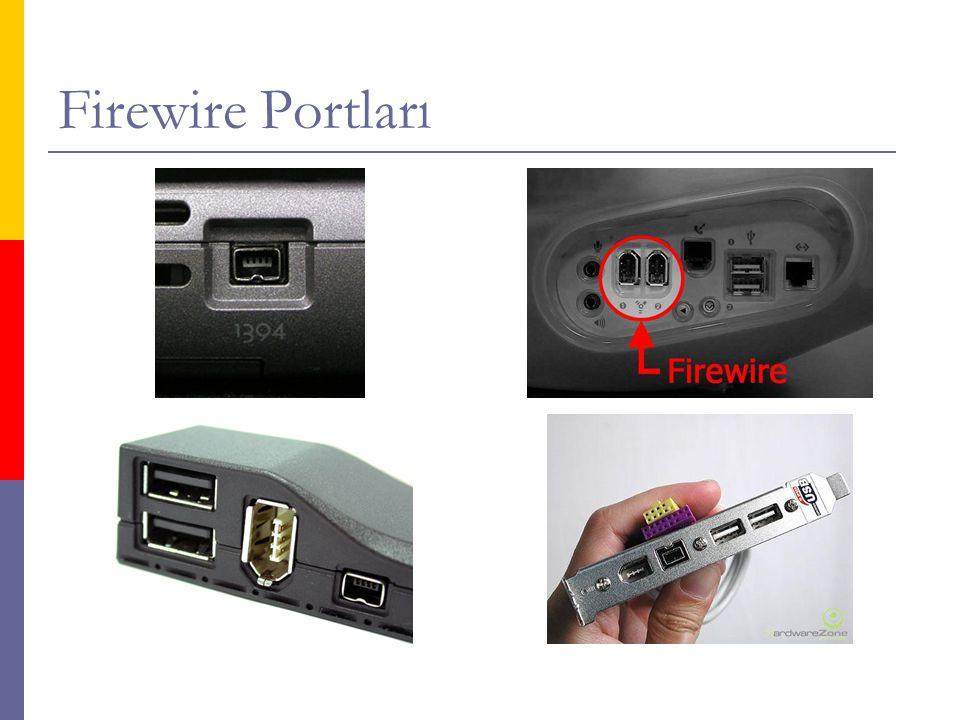 Firewire Portları