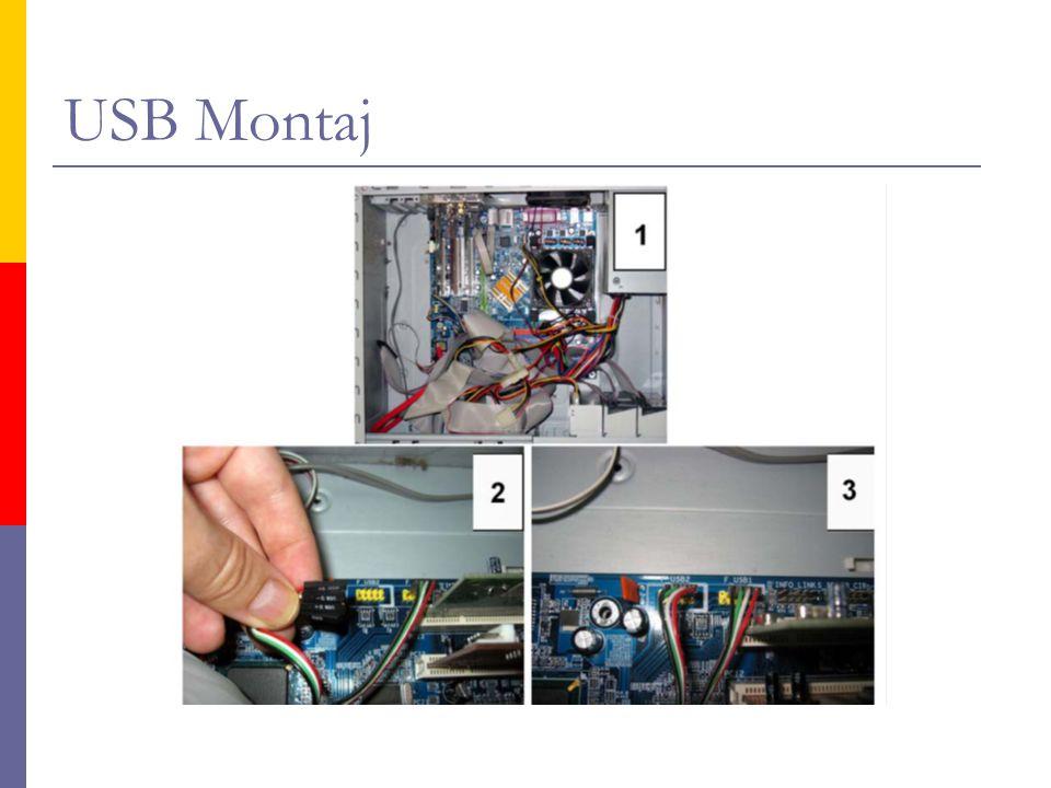 USB Montaj