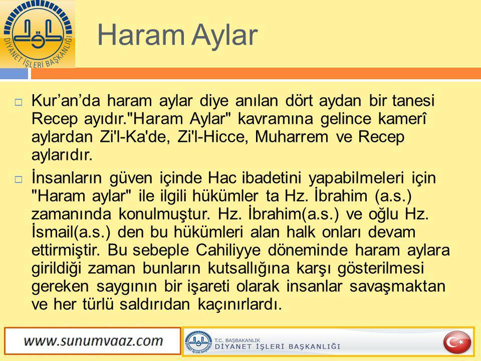 Haram Aylar