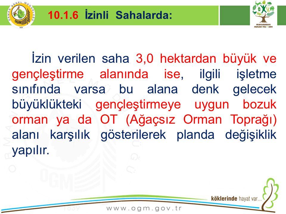 10.1.6 İzinli Sahalarda: Kurumsal Kimlik