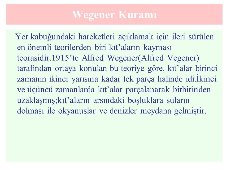 Wegener Kuramı