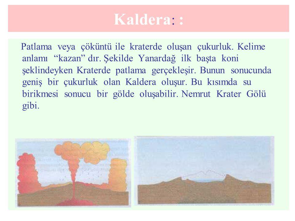 Kaldera: :