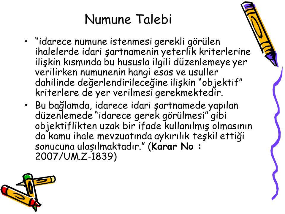Numune Talebi