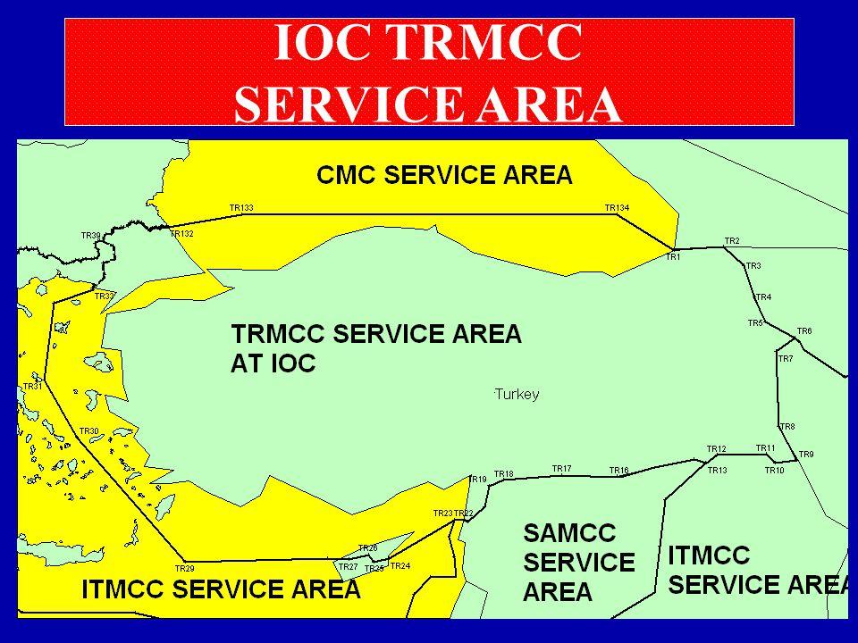 IOC TRMCC SERVICE AREA